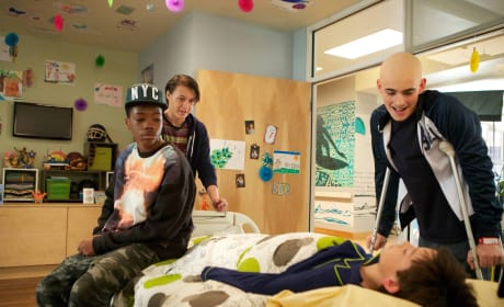Banding Together - Red Band Society