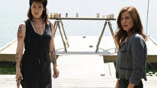 Sisterly Resemblance - Mary Kills People Season 1 Episode 4