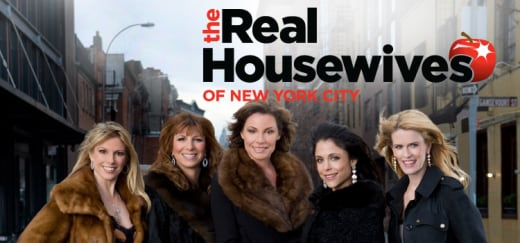 The Real Housewives of New York City Logo