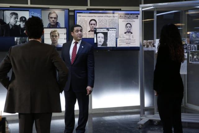 Harold leads the team - The Blacklist Season 4 Episode 20