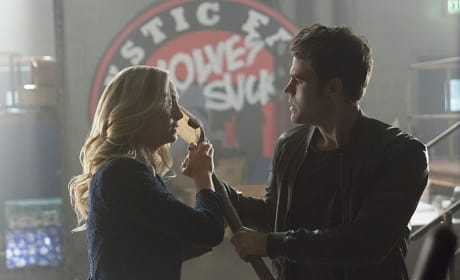 The IT Couple - The Vampire Diaries