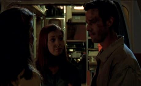 Brushing Cordelia Off - Buffy the Vampire Slayer Season 2 Episode 2