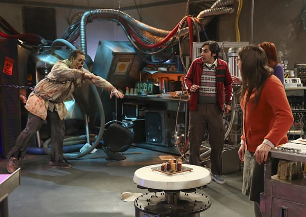 The Big Bang Theory Watch Season 8 Episode 16 Online Tv