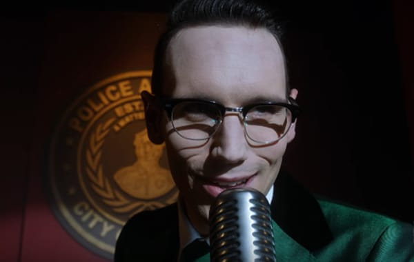 The Riddler - Gotham