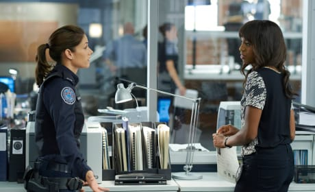 Will Traci Tell? - Rookie Blue