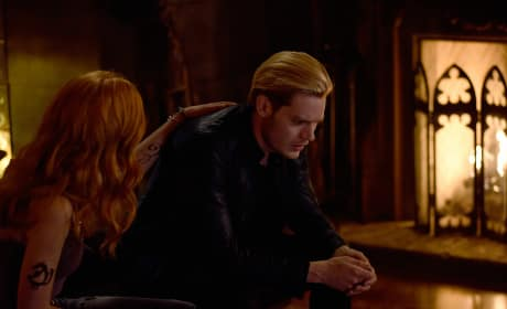 Is Jace Going Crazy? - Shadowhunters Season 3 Episode 4
