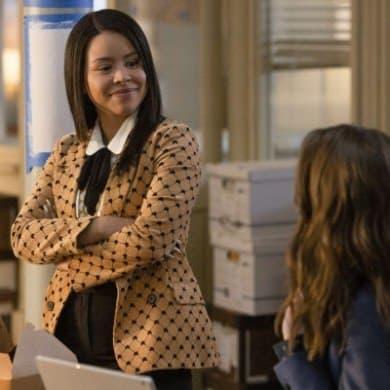 Receptionist Gig  - Good Trouble Season 3 Episode 13