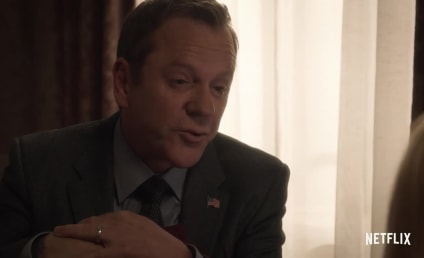 Designated Survivor Season 3 Trailer: Tom Kirkman Runs for President