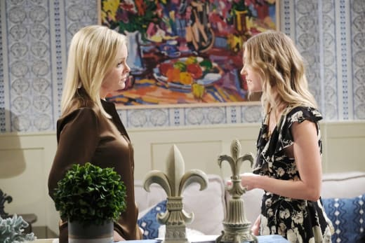 Claire Takes Action - Days of Our Lives