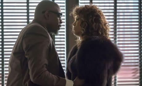 Eddie and Giselle - Empire Season 4 Episode 17