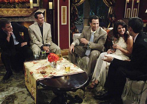 The Bachelorette Scene