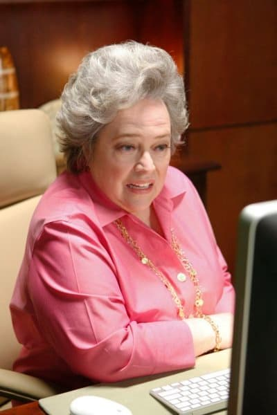 Kathy Bates on The Office