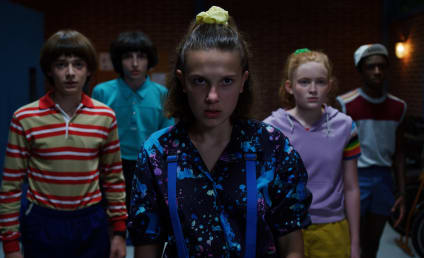 Stranger Things Renewed for Season 4 at Netflix!