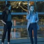 Sam and Kara - Supergirl Season 3 Episode 5