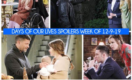 Days of Our Lives Spoilers Week of 12-9-19: Uncomfortable Truths Come to Light