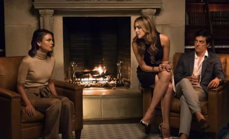 The Carrington's  - Dynasty Season 1 Episode 2