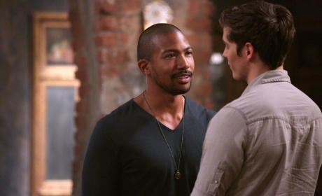 Marcel vs. Kaleb - The Originals Season 2 Episode 8