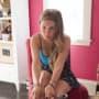 Amma Putting on Rollerskates - Sharp Objects Season 1 Episode 6