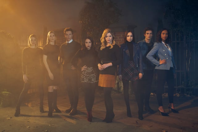 Pretty Little Liars Spinoff Cast - The Perfectionists