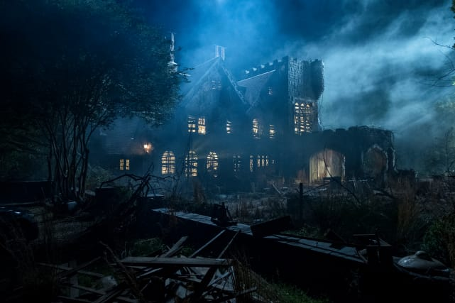 The Haunting of Hill House - Netflix (airing)
