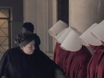 Aunt Lydia's Inspection - The Handmaid's Tale