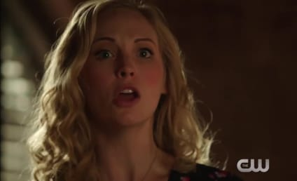 The Vampire Diaries Promo: Will Damon Murder Caroline?