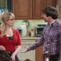 Bernadette and Howard  - The Big Bang Theory Season 9 Episode 2