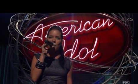 Ashley Rodriguez in Hollywood