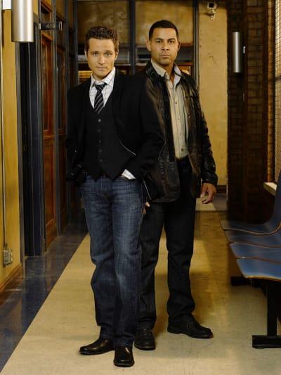 Espisito and Ryan