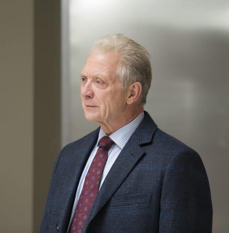 Cyrus Is Scared - Scandal Season 7 Episode 16