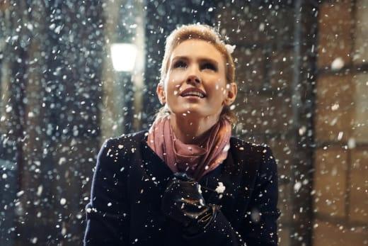 Nicky Whelan In Snowfall