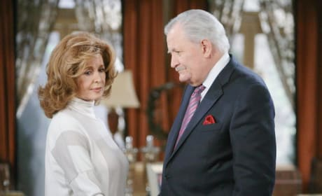 Victor Comes Clean - Days of Our Lives