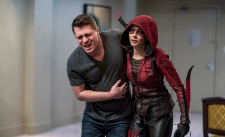 Let's Go! - Arrow Season 6 Episode 15