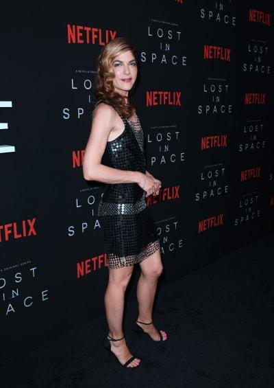 Selma Blair Attends Netflix Premiere