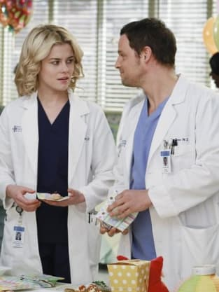 Alex and Lucy