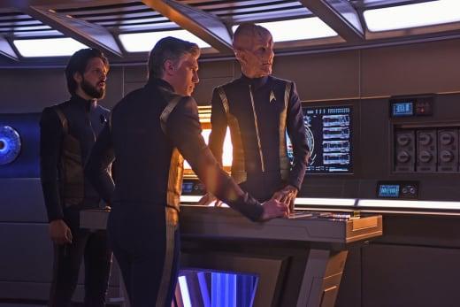 Three of a Mind - Star Trek: Discovery Season 2 Episode 11