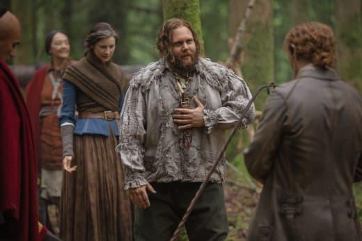 From the Bottom of Myers' Heart - Outlander Season 4 Episode 4