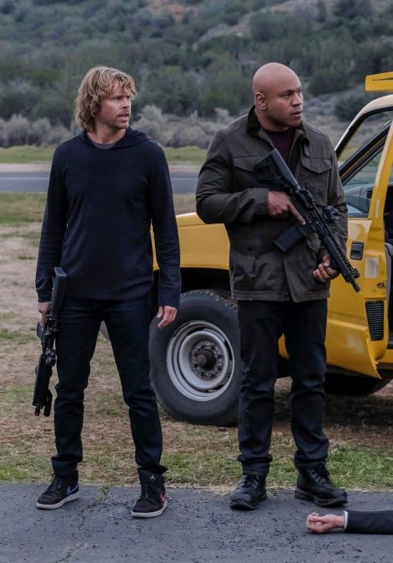 Firefight Aftermath - NCIS: Los Angeles Season 10 Episode 21
