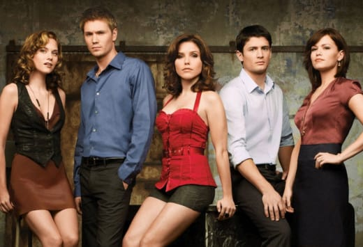 OTH Cast Pic