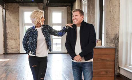 Todd and Savannah Picture - Chrisley Knows Best