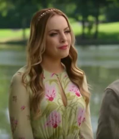 Fallon Apologizes - Dynasty Season 4 Episode 19