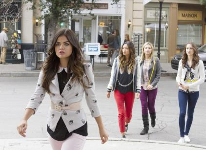 Watch Pretty Little Liars Season 4 Episode 12 Online