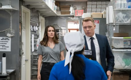 Looking for Answers - The Blacklist Season 6 Episode 1