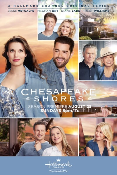 Chesapeake Shores Season 4 Poster