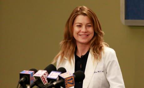 All Smiles - Grey's Anatomy Season 13 Episode 21