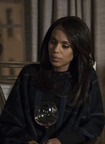 Olivia Is Not Amused - Scandal Season 7 Episode 14