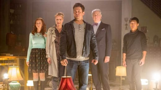 Back Together Again - The Librarians