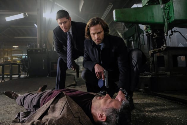 A Most Holy Man - Supernatural Season 13 Episode 15