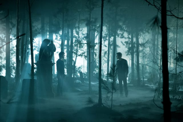 Damon's Other Side - The Vampire Diaries Season 8 Episode 10