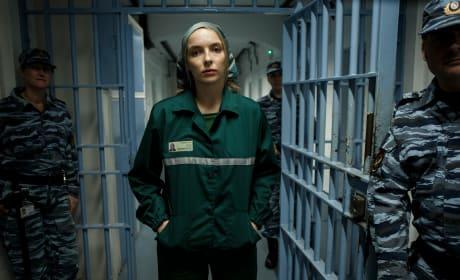 Prison Bound - Killing Eve Season 1 Episode 6